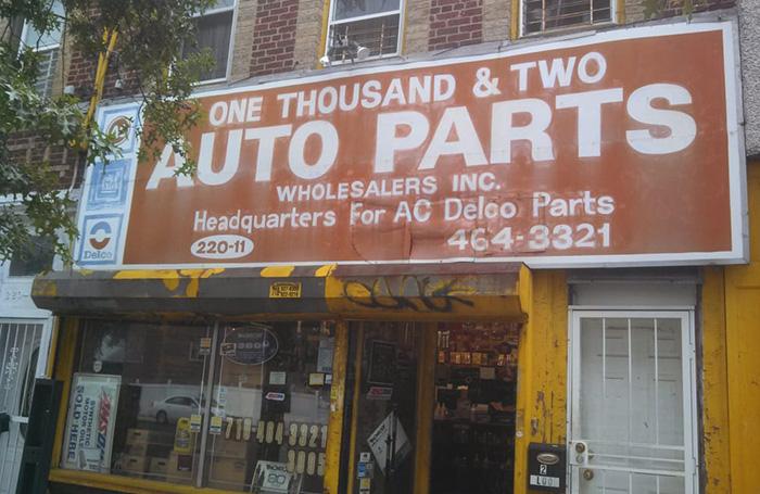 1002 Auto Parts