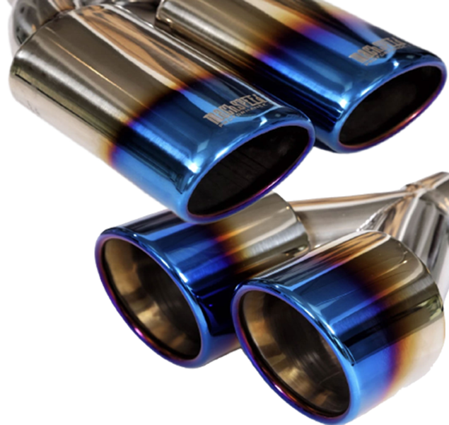 Muffler Tips from Mach Speed