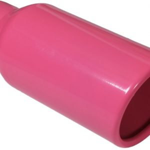 Powder Coat Muffler Tip MR-ET 003Pink